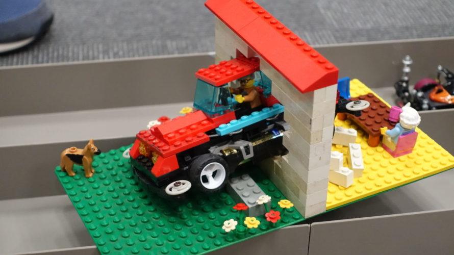 レゴで受賞!六本木ヒルズのミニ四駆大会に行ってきた