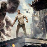期待せずに観る映画だいたい面白い説「ランペイジ 巨獣大乱闘」