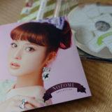 2012年に出た佐々木希さんのCDを買いました