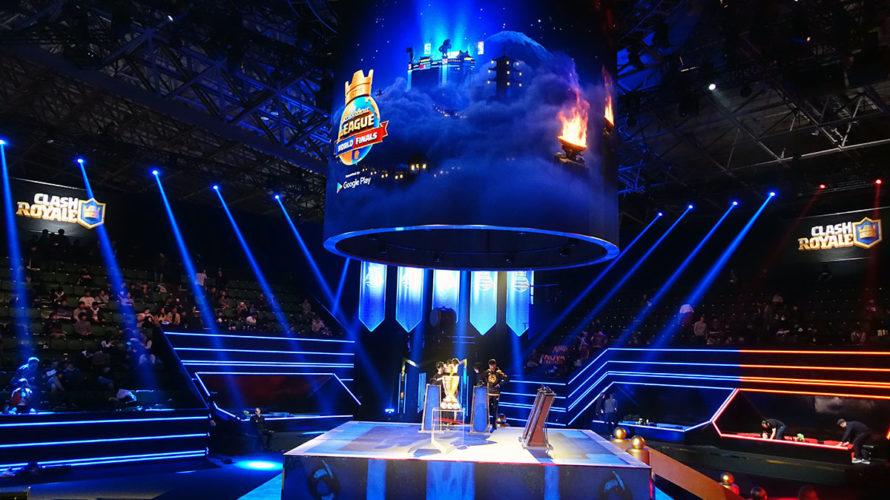 クラロワリーグ世界一決定戦2018がすごかった