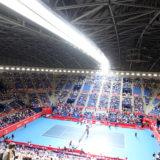 楽天オープンテニスでジョコビッチを応援してきました